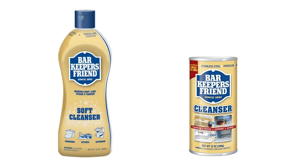 bar keepers friend liquid vs powder