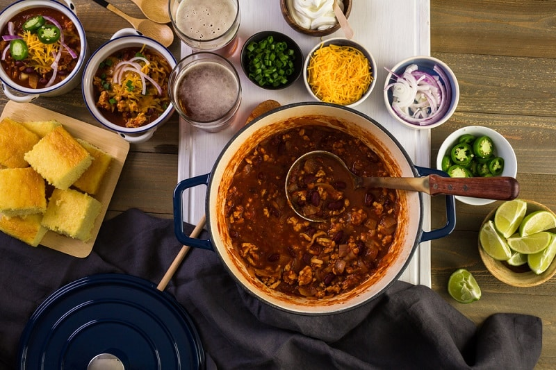 What is the best onion for chili?