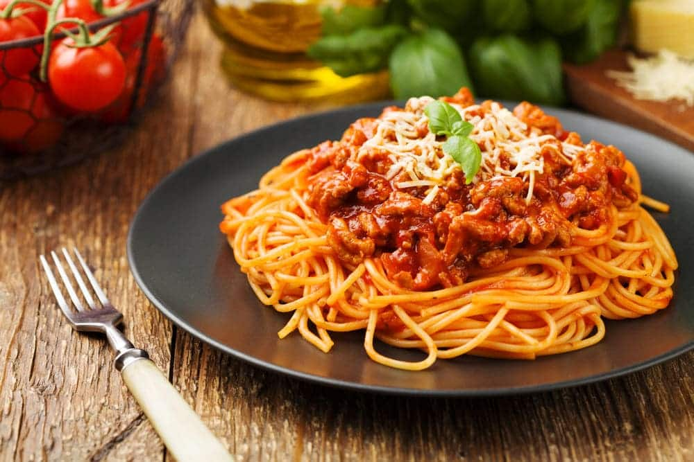 best pasta type for bolognese