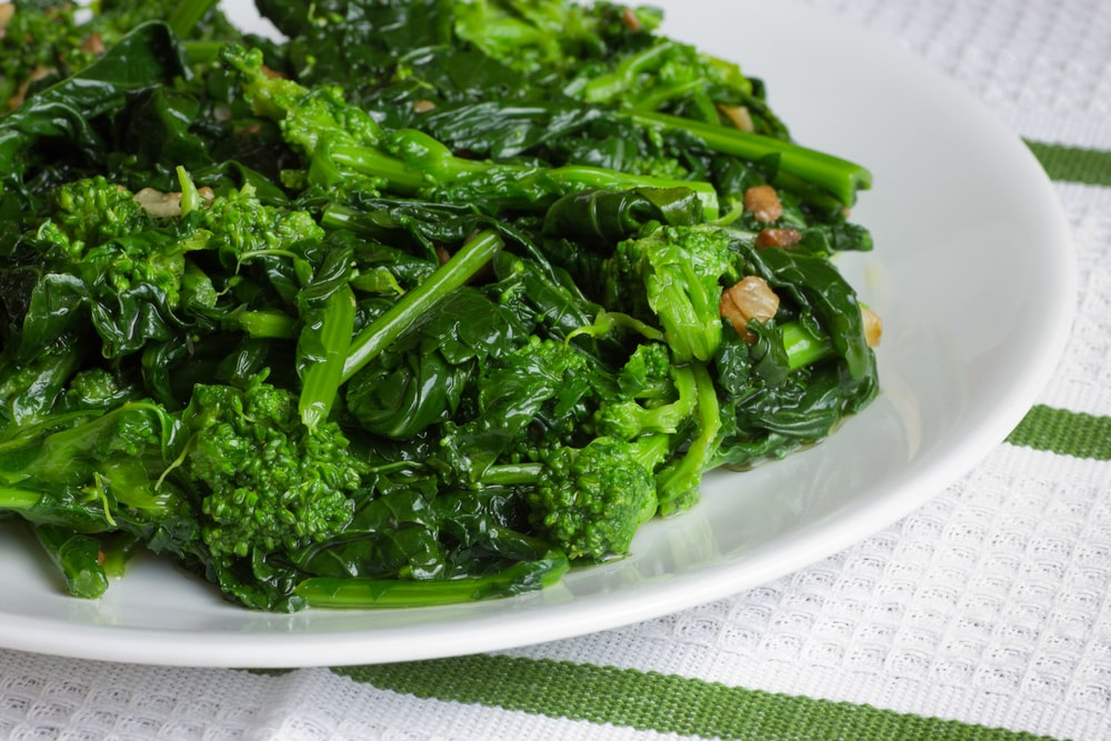 broccoli rabe substitute