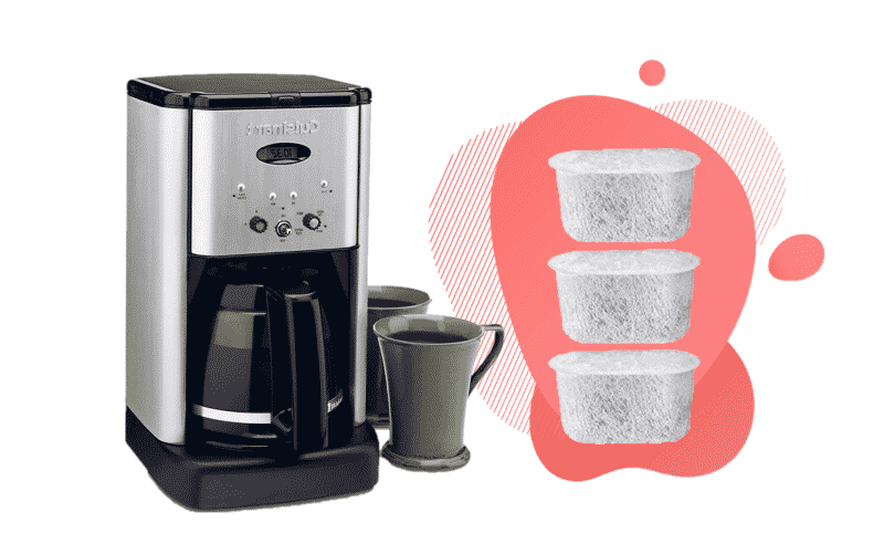 Can I Use My Cuisinart Coffee Maker Without The Charcoal Filter?