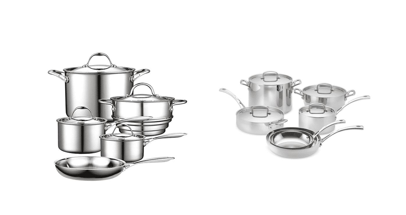cooks standard vs cuisinart