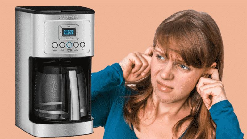 Cuisinart Coffee Maker Keeps Beeping
