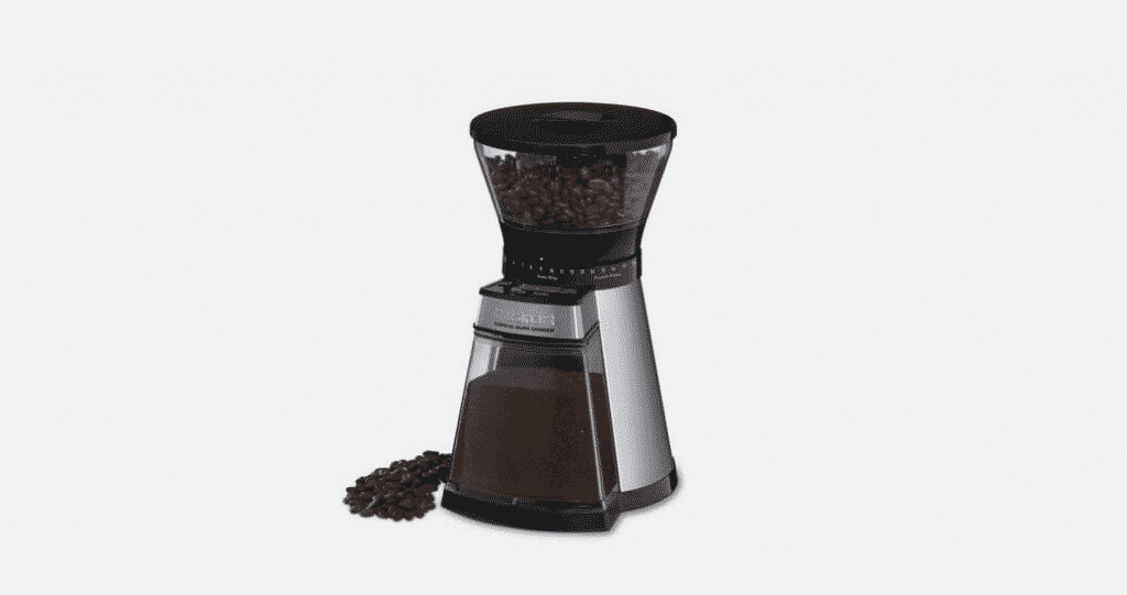 cuisinart conical burr grinder review
