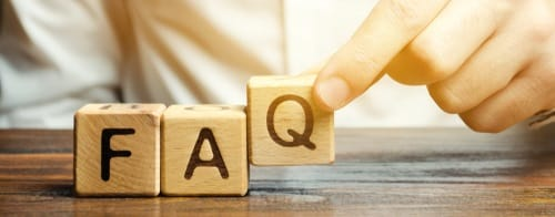 Look into FAQs