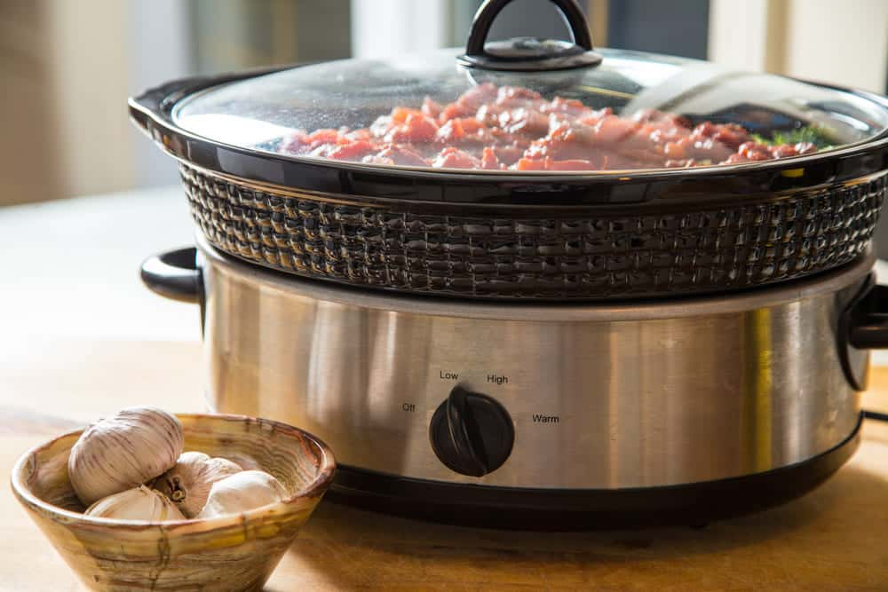 forgot to plug in slow cooker