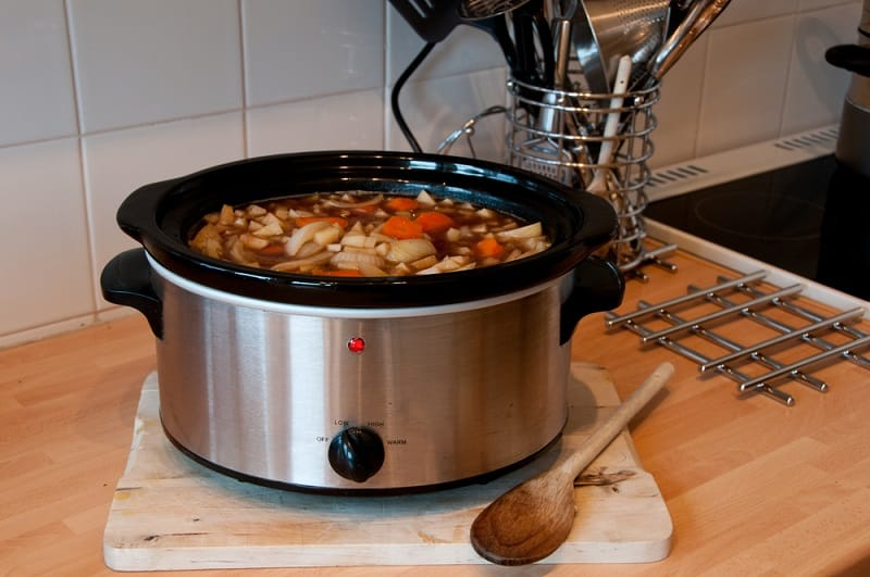 Forgot To Plug In Slow Cooker?