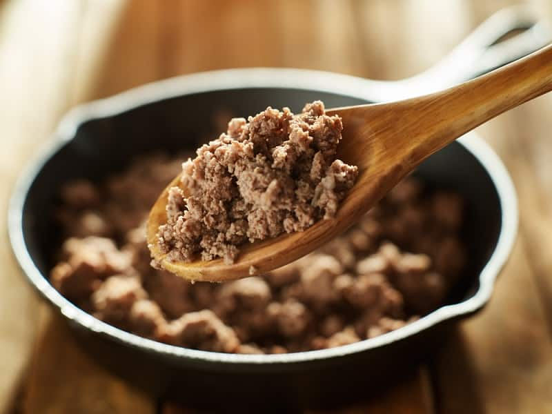 Why Does Ground Beef Smells Like Cheese?