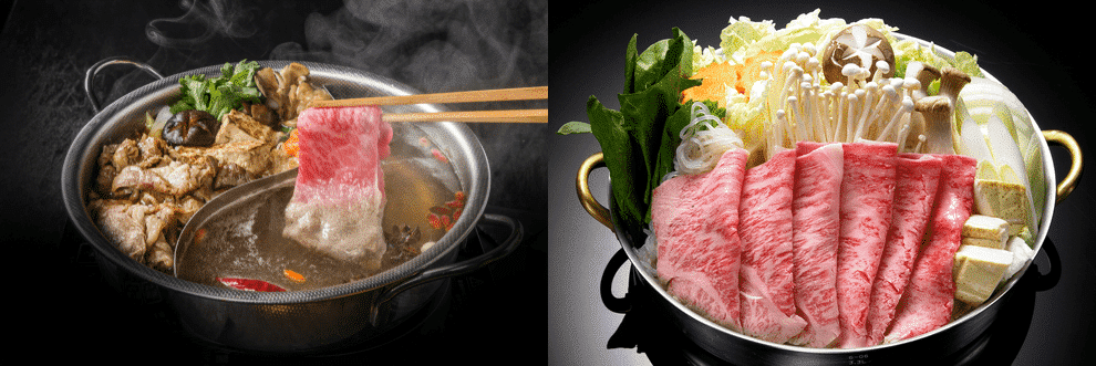 hot pot vs shabu shabu