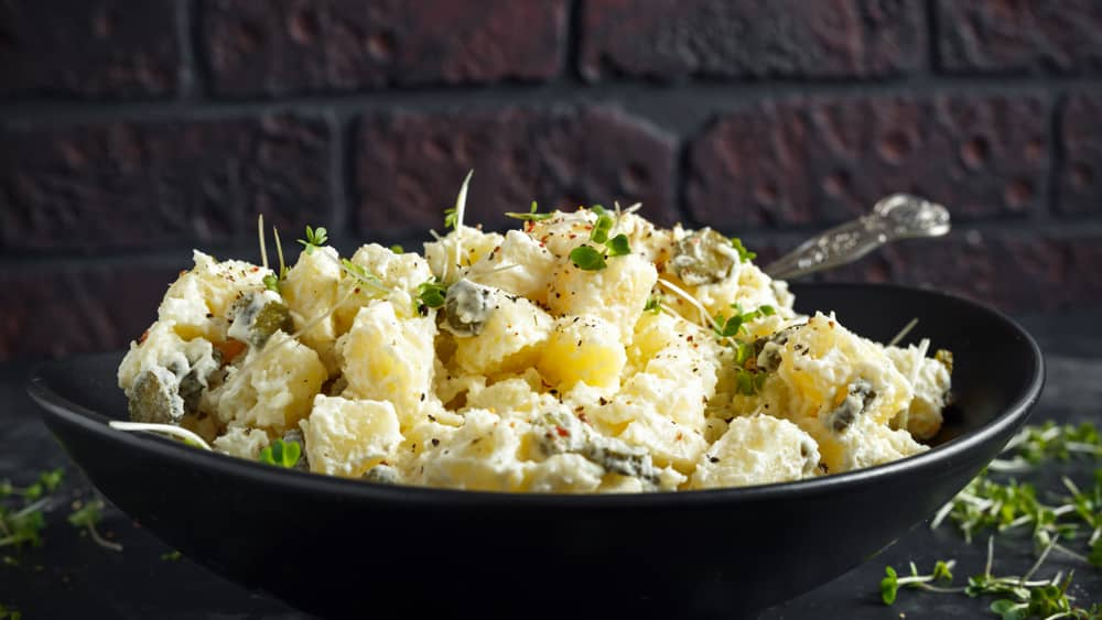 how long should i cook potatoes in a pressure cooker for potato salad