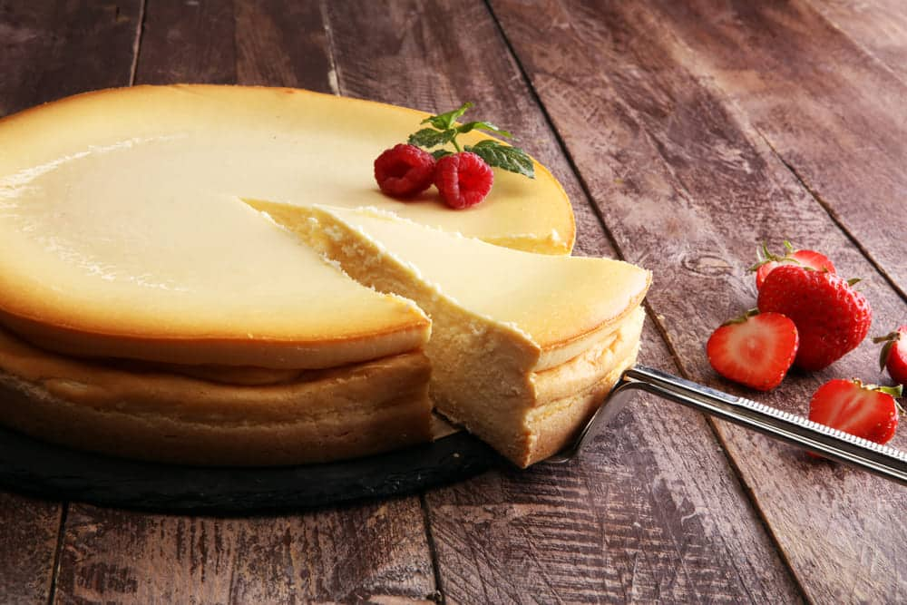 how to fix a cheesecake that didn't set