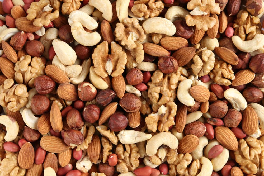how to salt unsalted nuts