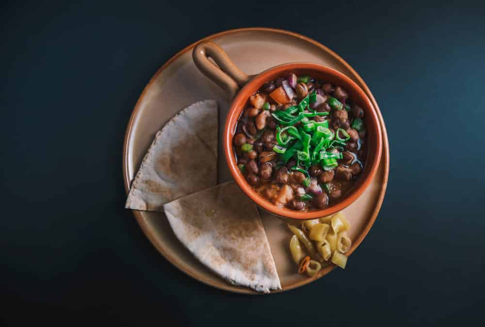 how to thicken refried beans