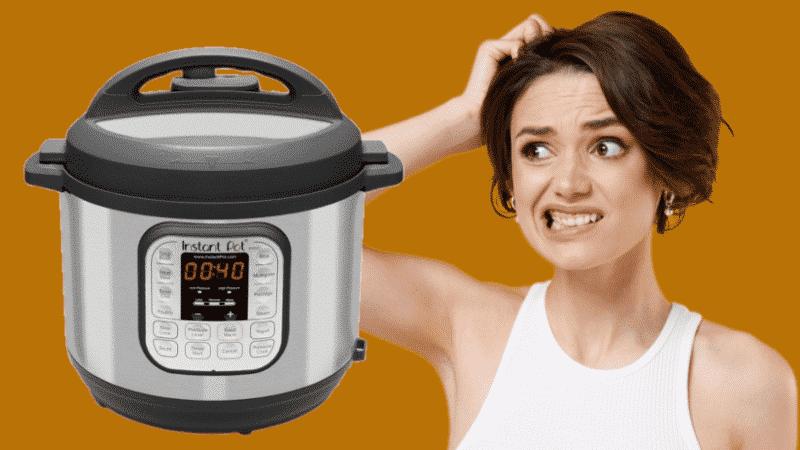 Instant Pot Slow Cooker Vent Setting