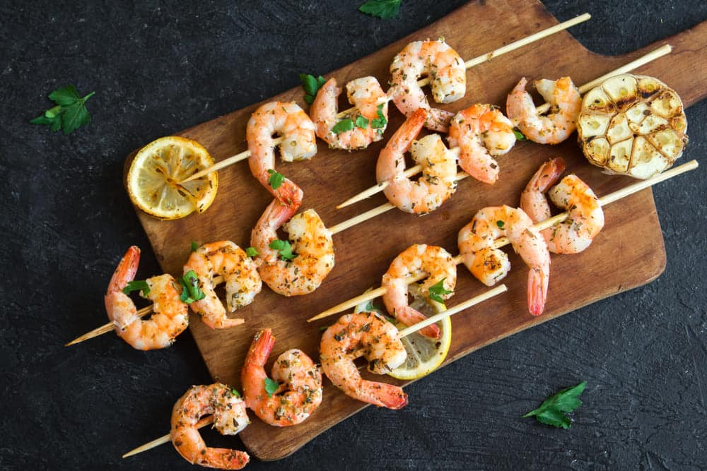 is it better to boil or steam shrimp