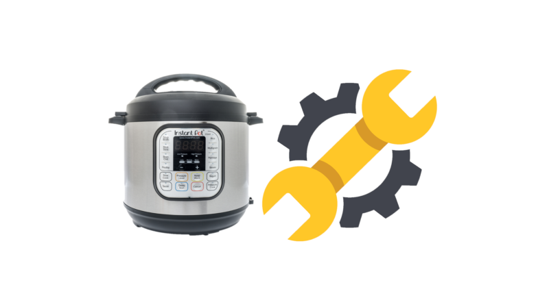 It is good to regularly conduct maintenance on your Instant Pot