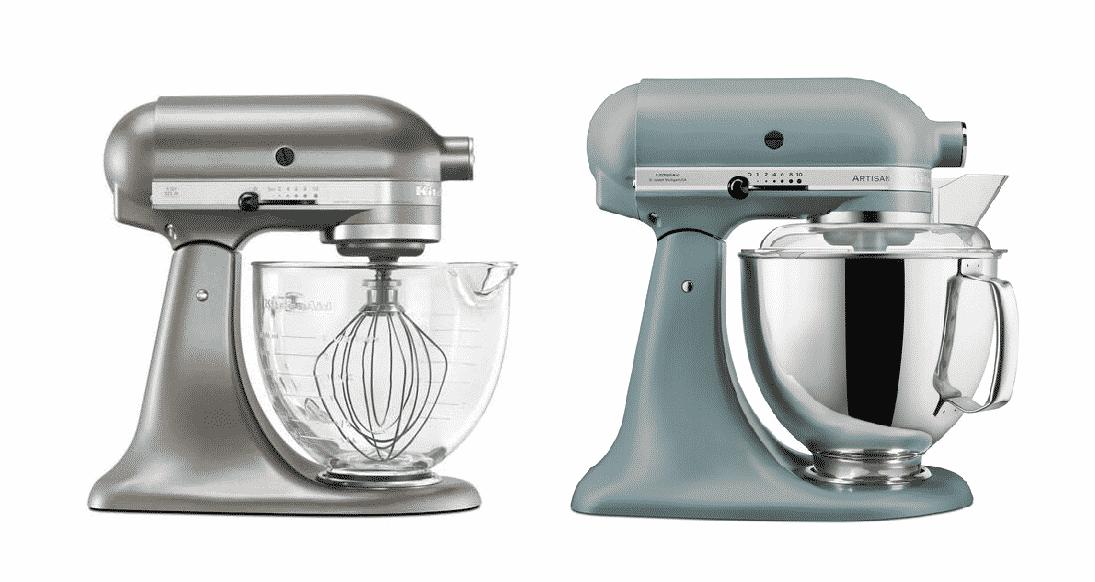 kitchenaid architect vs artisan