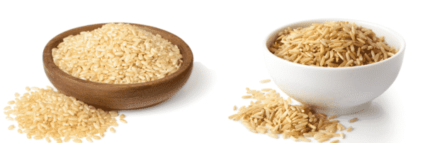 Medium and Long-Grained Brown Rice