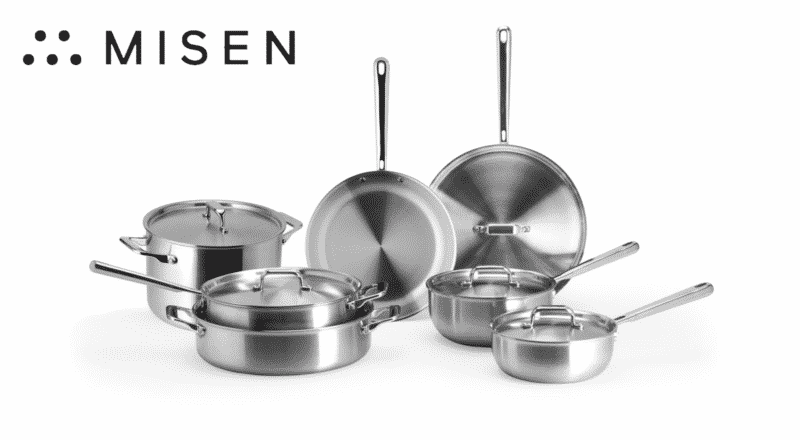 Misen Cookware Review