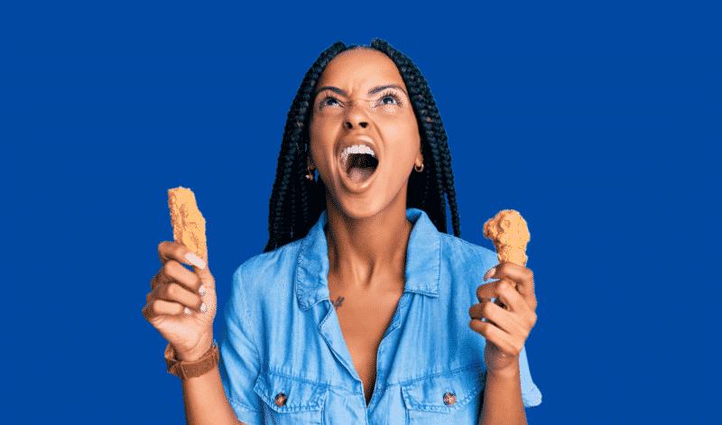 Remove Gamey Taste From Chicken