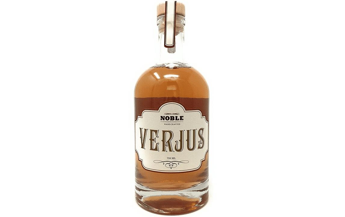 verjus substitute