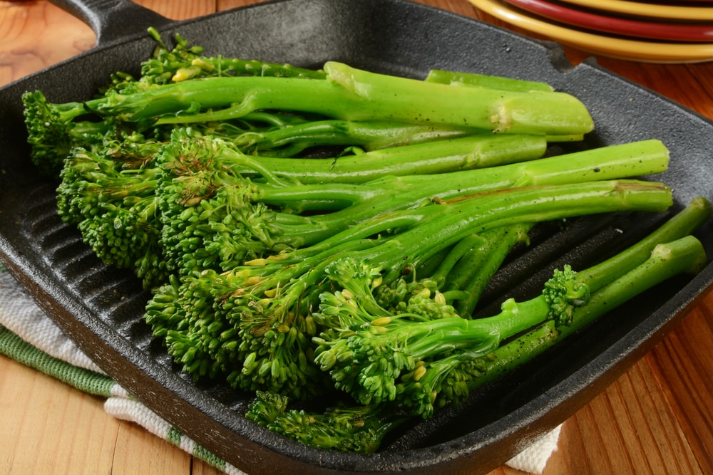 what is a spear of broccoli