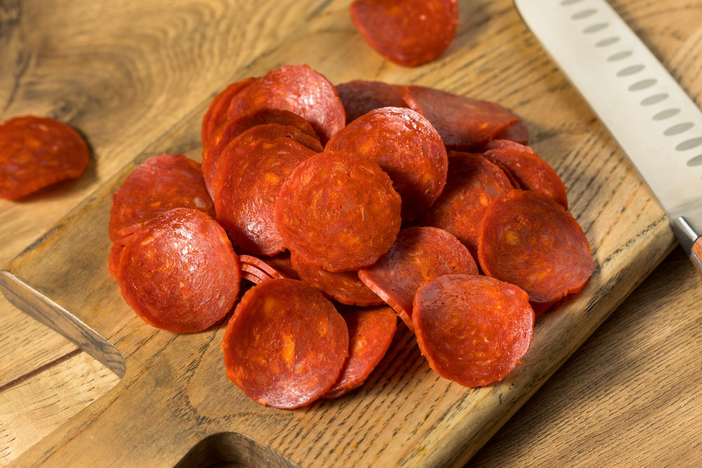 what is uncured salami