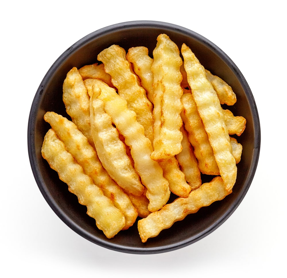 Cook Frozen French Fries