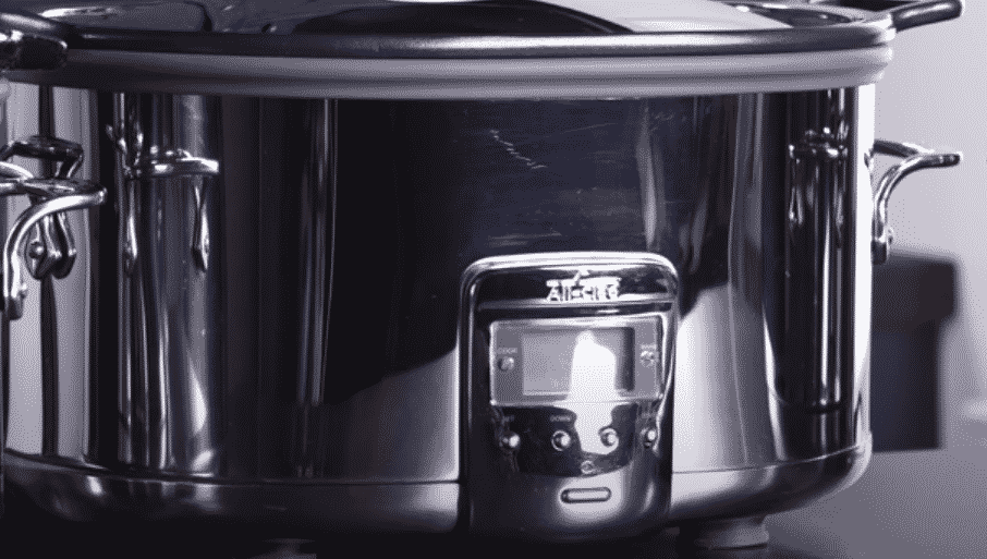 all clad slow cooker aluminum insert problems