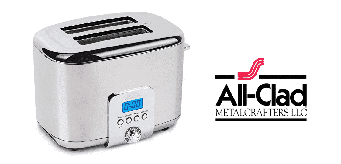 all clad toaster review