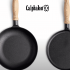Compare Calphalon Hard-Anodized vs Nonstick