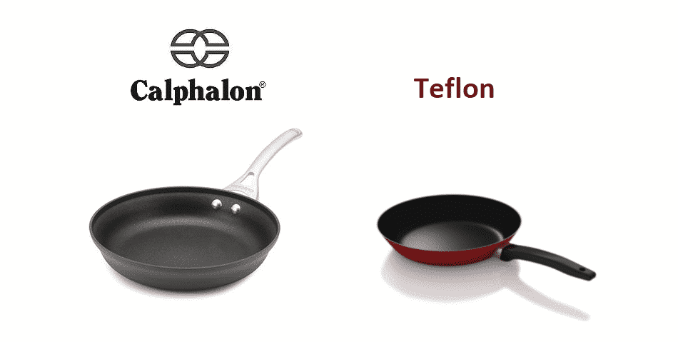calphalon vs teflon