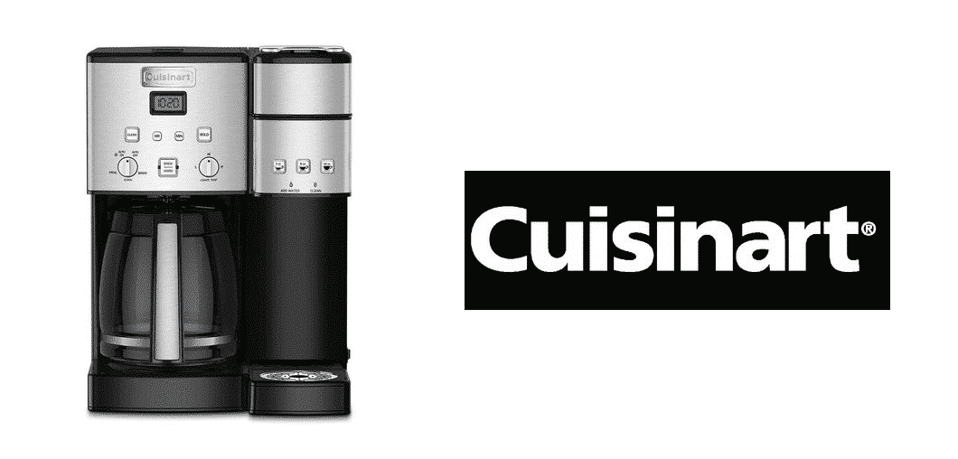 cuisinart coffee maker clean light will not stop blinking