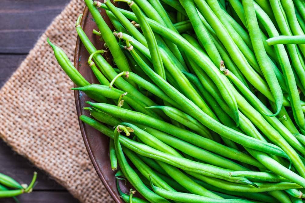 do green beans cause gas