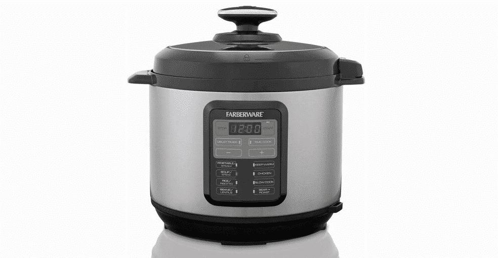 farberware 7 in 1 pressure cooker review