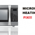 4 Ways To Fix Kenmore Microwave Not Heating