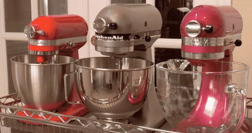 kitchenaid bowl lift vs tilt head