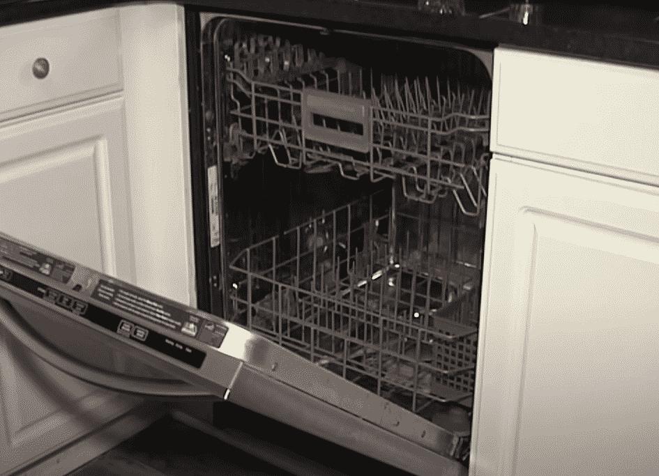 kitchenaid dishwasher stops mid cycle