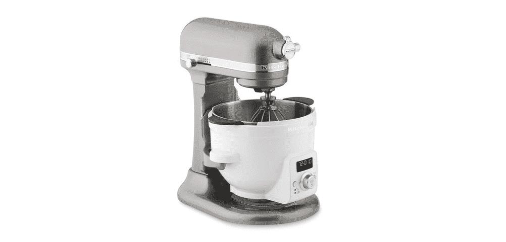kitchenaid mixer bowl comes loose
