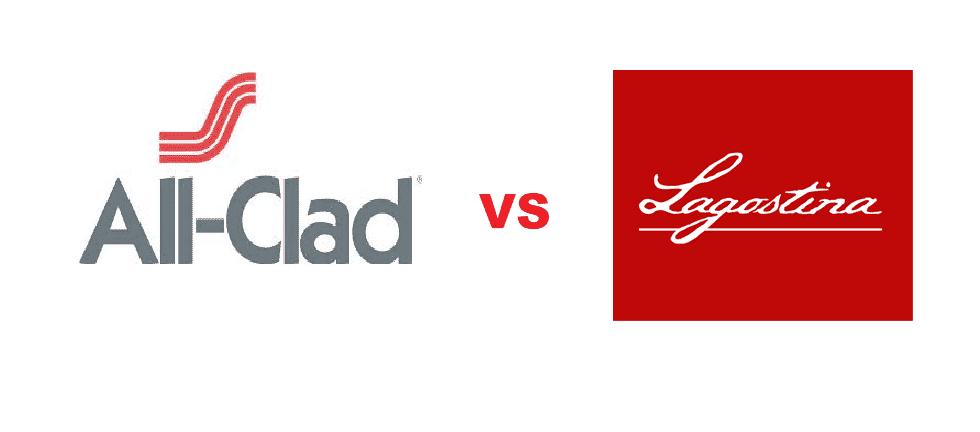 lagostina vs all clad