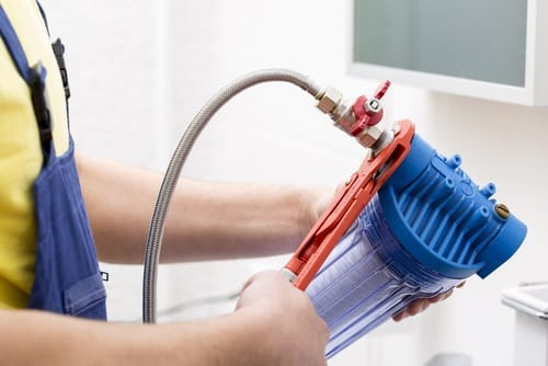 Install a water filtration system