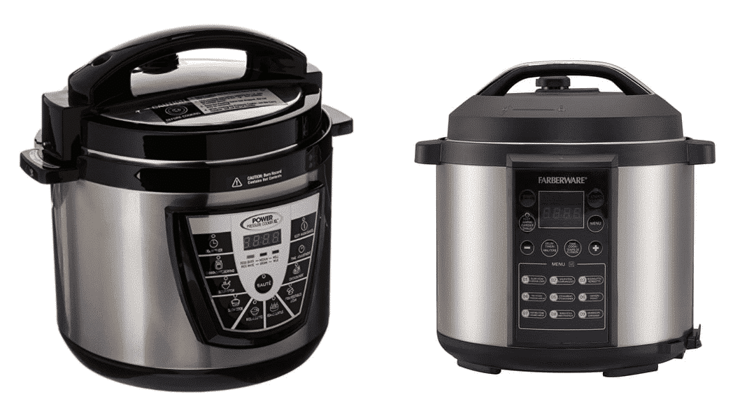 power pressure cooker xl vs farberware pressure cooker