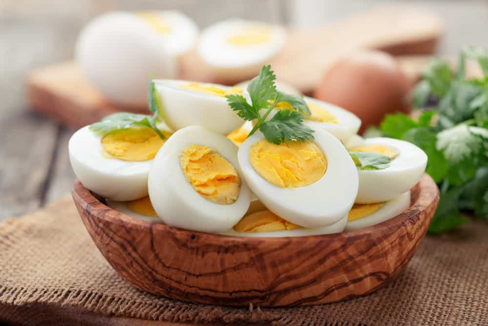 pressure cook eggs without steamer basket