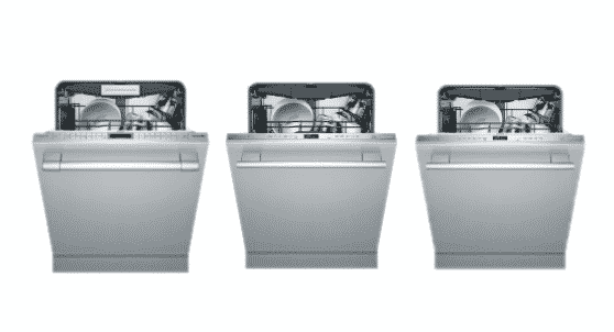 Thermador dishwashers