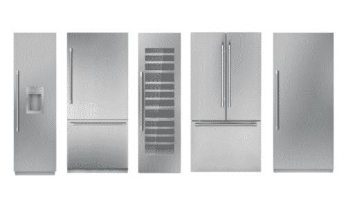 Thermador fridges