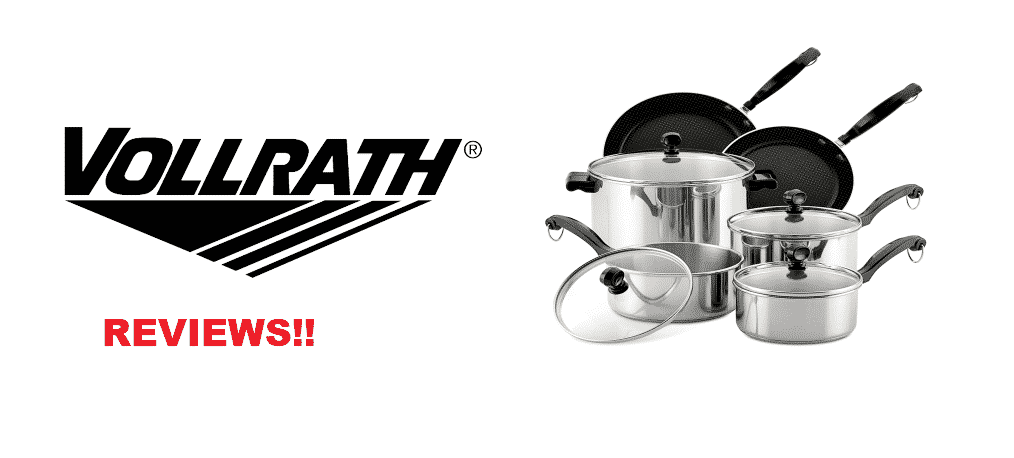 vollrath cookware reviews