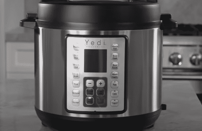 yedi pressure cooker timer not counting down