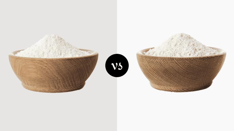 Cake Flour vs 00 Flour