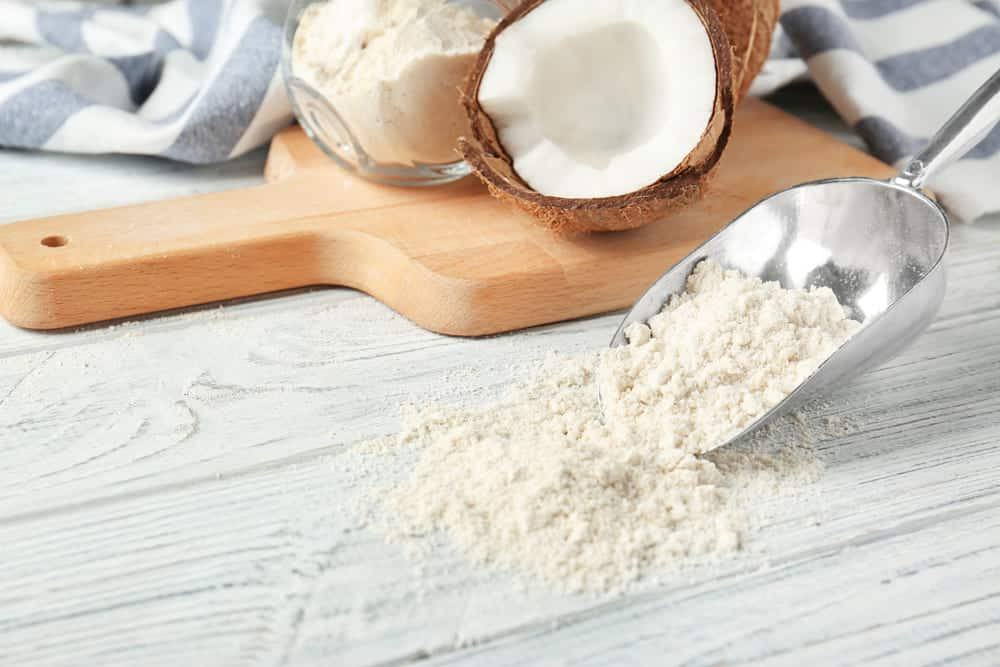 How to Use Coconut Flour Correctly