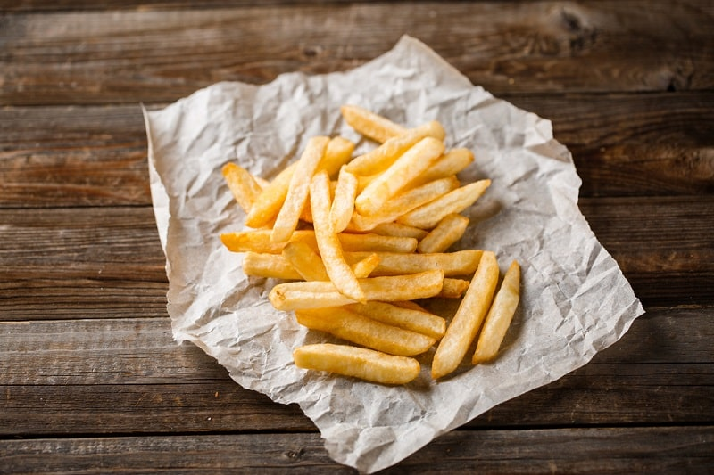 Are French Fries Edible If Left Outside Overnight?